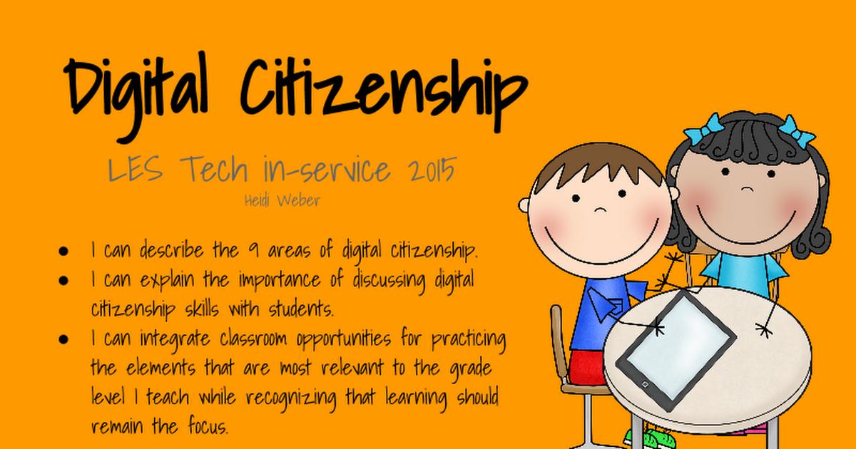Pin on Digital Citizenship