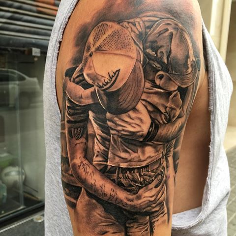 Resultado De Imagen Para Tattoos Padre E Hijo Tatoeage Men