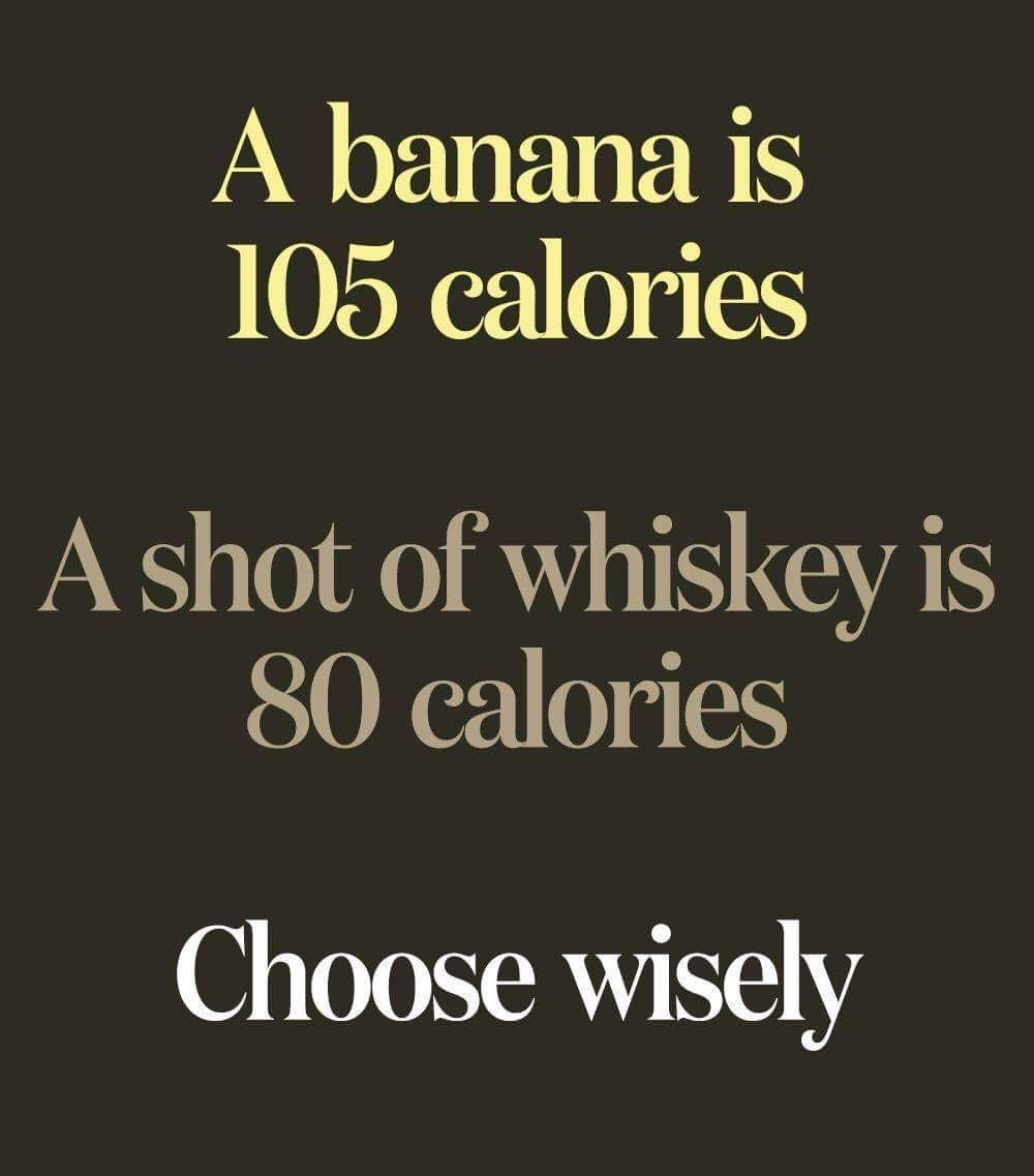 Drinking A Shot Of Whiskey A Day