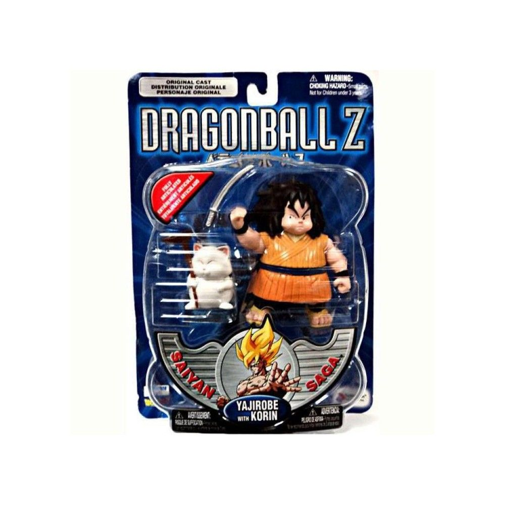 Dragon Ball Z Saiyan Saga Yajirobe Action Figure With Korin