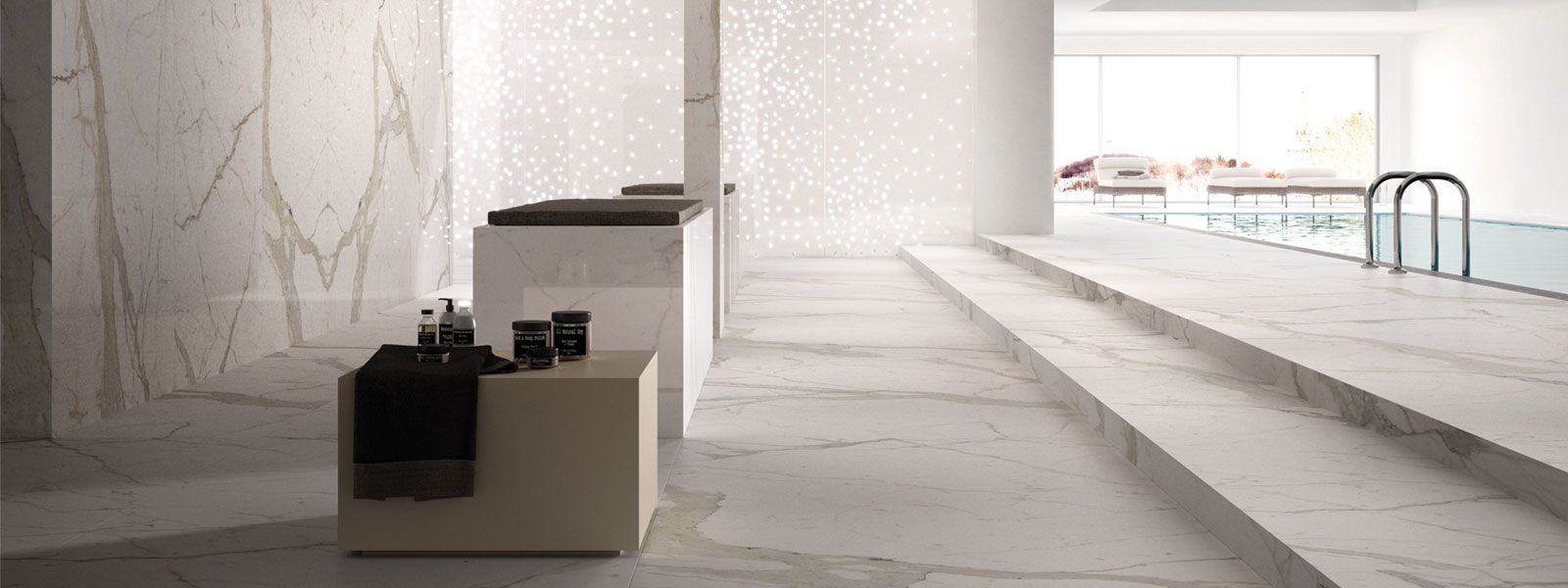 Commercial Non Slip Floor Tiles Anti Slip Ceramic Tiles Solus
