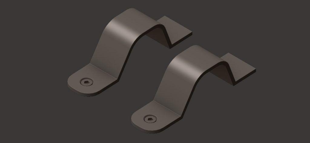 Blender Boolean Intersect for Fast Carve Carving, Door
