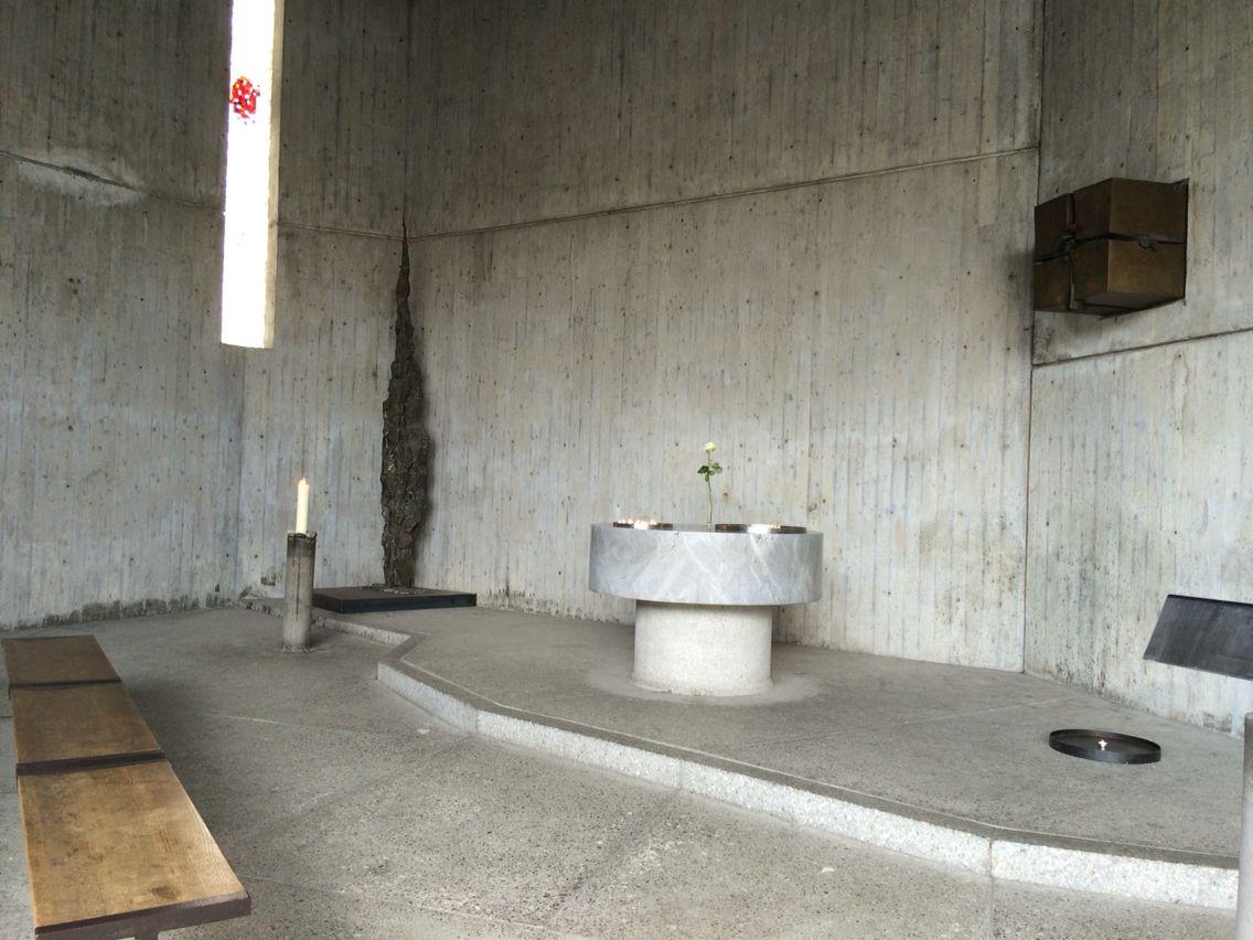 Church at Dachau