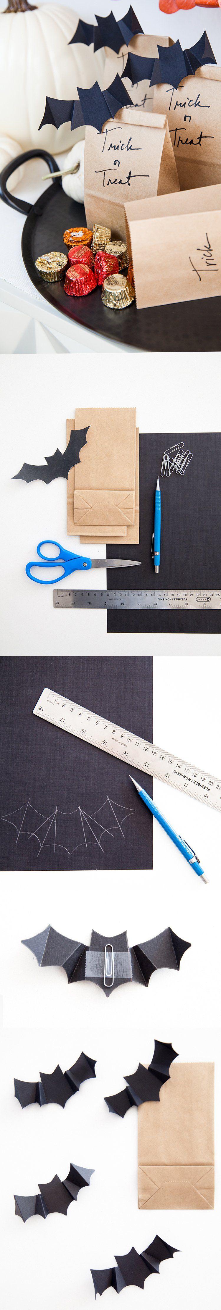 free printable halloween bat how to - Blue Magic Born On Halloween