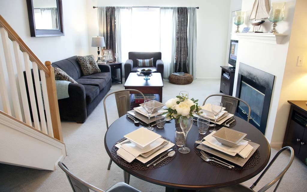 Tgm Anchor Point Apartments Stamford Ct Apartment Property Table Settings