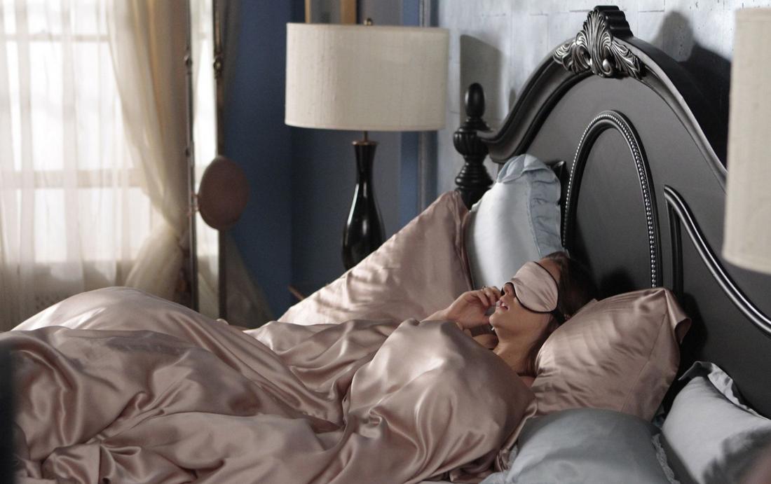 Blair Waldorf Sleep Masks