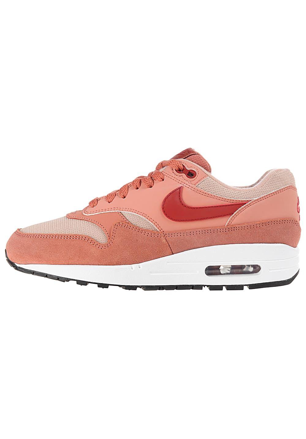 NIKE SPORTSWEAR Air Max 1 - Sneakers voor Dames - Roze ...
