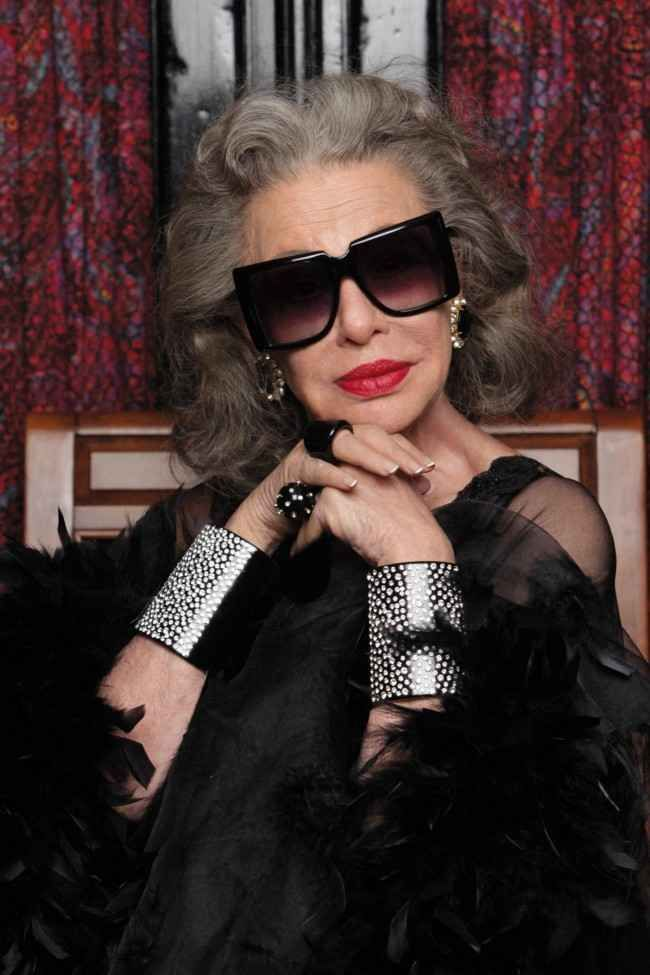 A Chat With Karen Walker's New Campaign Stars 91-Year-Old Ilona Royce Smithkin and 65-Year-Old Linda Rodin - Fashionista
