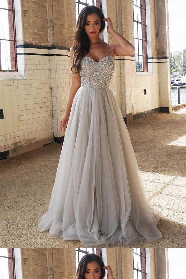 dcc87013dd3 Custom Made Dazzling A-Line Prom Dresses