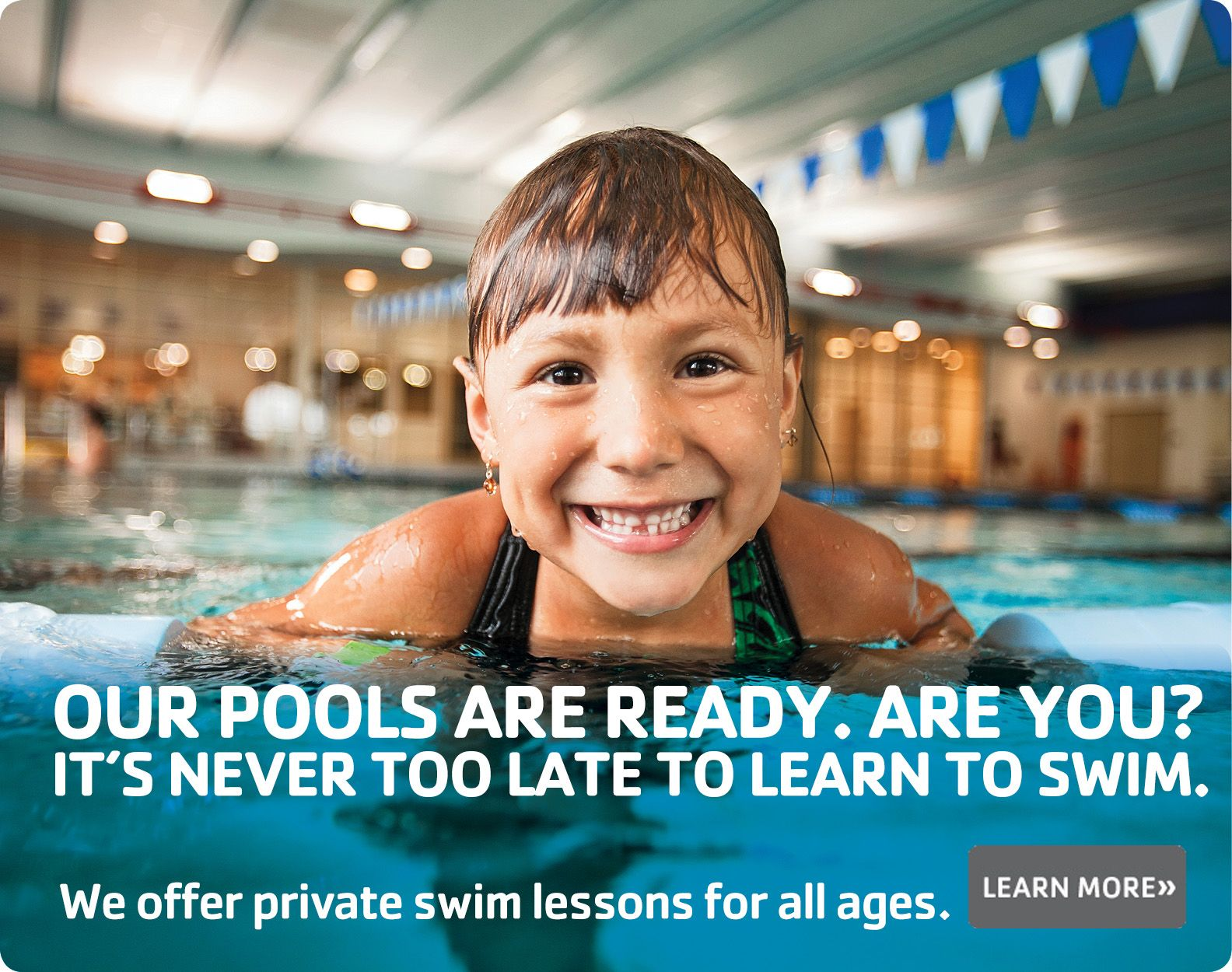 Private Swimming Lessons Knoxville YMCA Swim Instruction