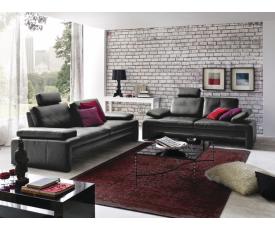 Polstergarnitur Feline Moderne Couch Haus Deko Sofa