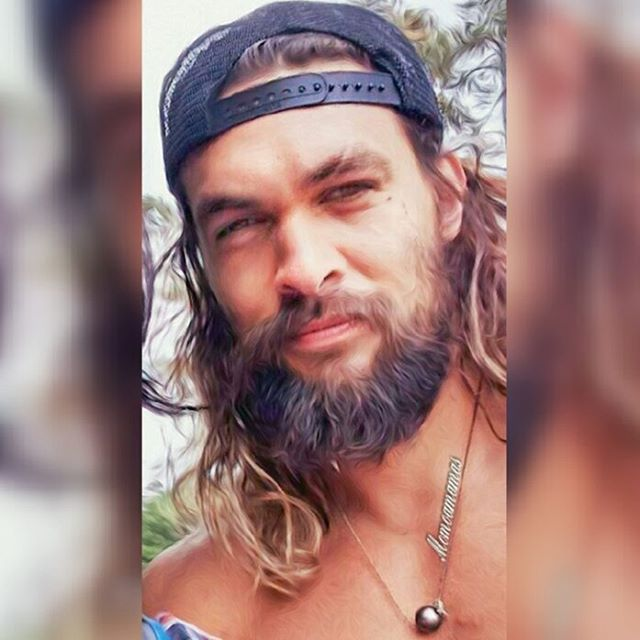 Birthday Boy Jason Momoa Celebrates With Goddess Lisa: #jasonmomoa #momoamamas #aquaman #KhalDrogo