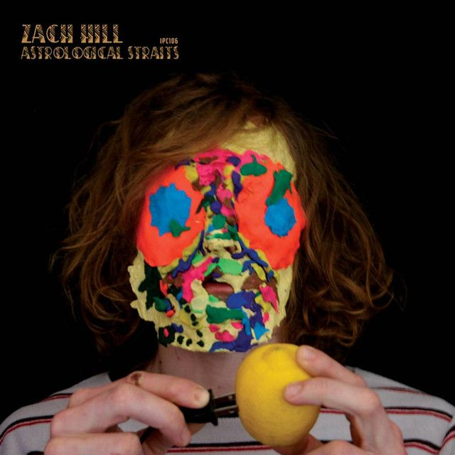 Zach Hill Quot Iambic Strays Quot Mathrock Zach Hill Lp
