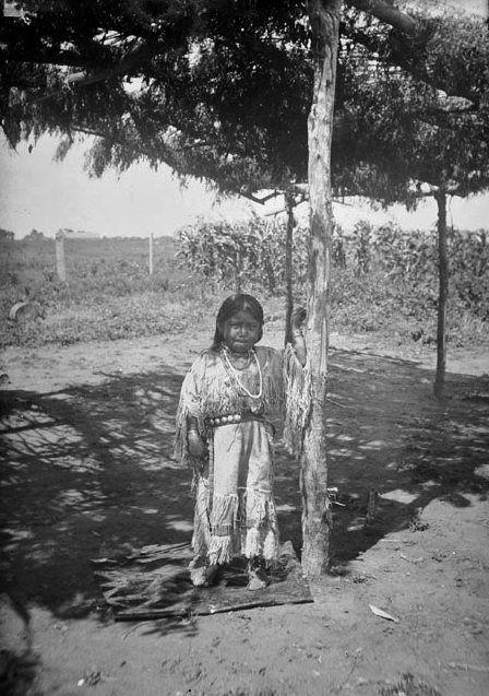 NAISHAN DENE GIRL , 1892