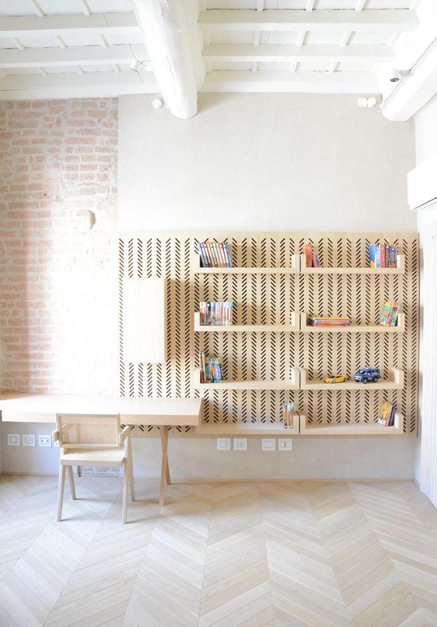 Arredi per aule consiliari, sale riunioni e sale congressi; Appartamento Rj Mantova Arredamento Idee Per La Casa Soffitti In Legno