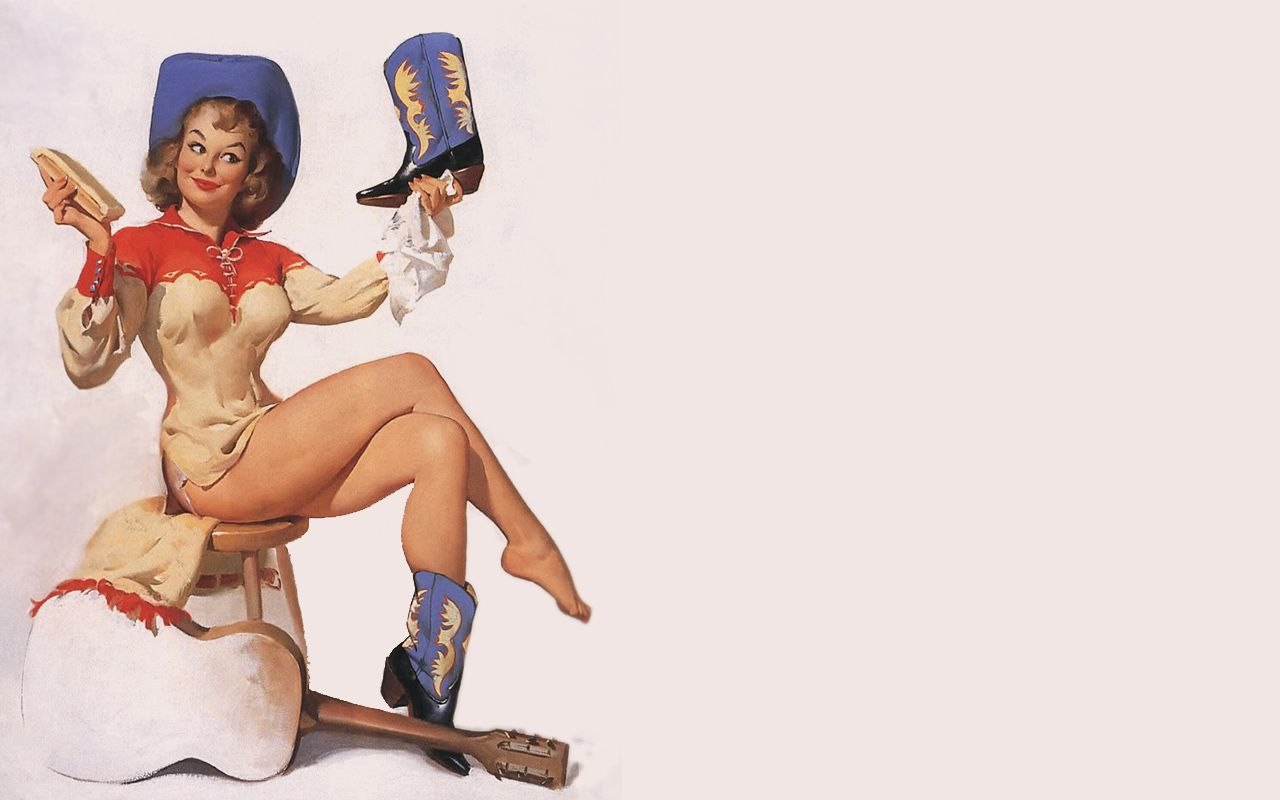 Pin Up Girls Wallpapers Group