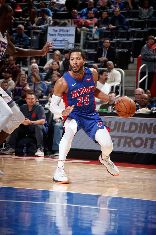 Pistons 127 Kings 106 Detroit Pistons In 2020 Detroit Pistons Pistons Nba