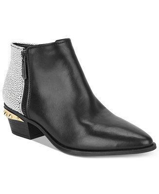 Circus by Sam Edelman Holt Booties - Boots - Shoes - Macy's