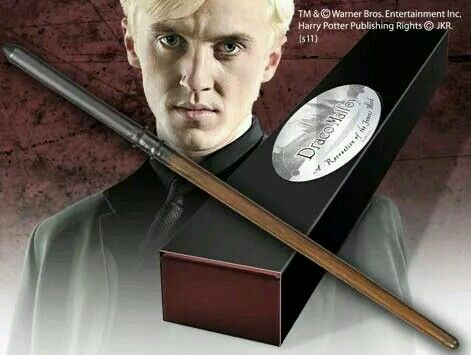 Varinha de Draco Malfoy