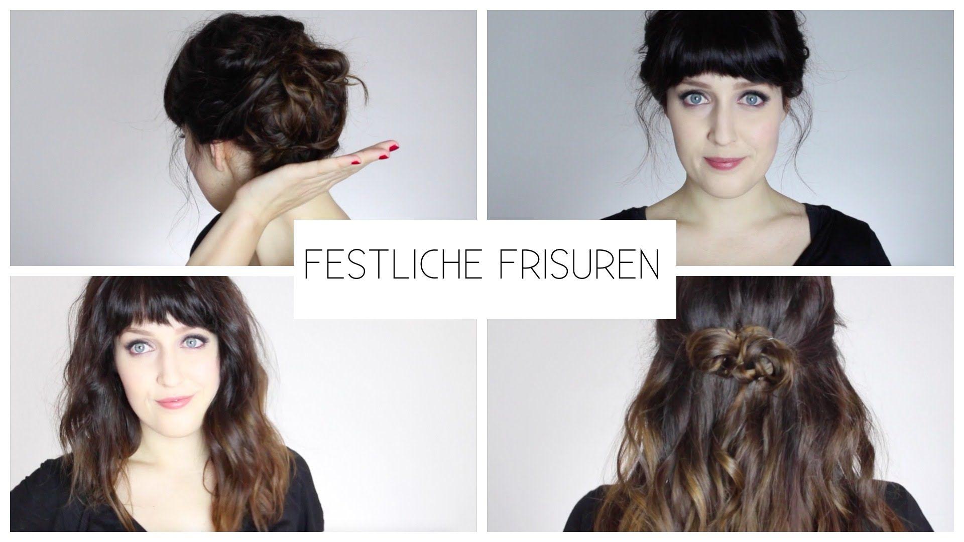 Bob Frisur Festlich Stylen Best Haare Frisuren Schönsten Looks