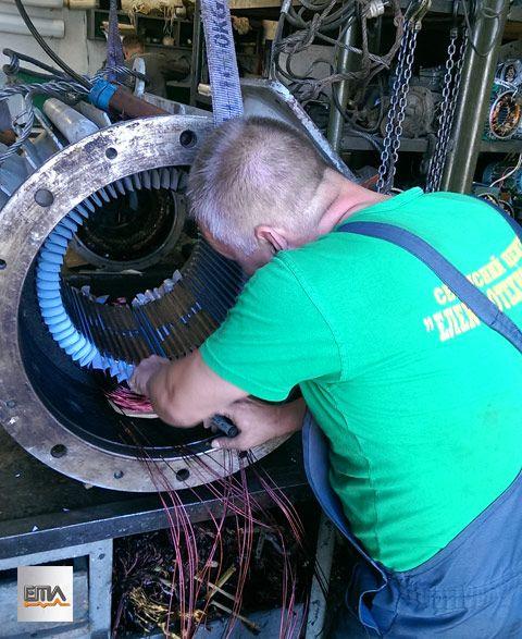 ремонт електродвигунів Київ  98c1d2045a6ee