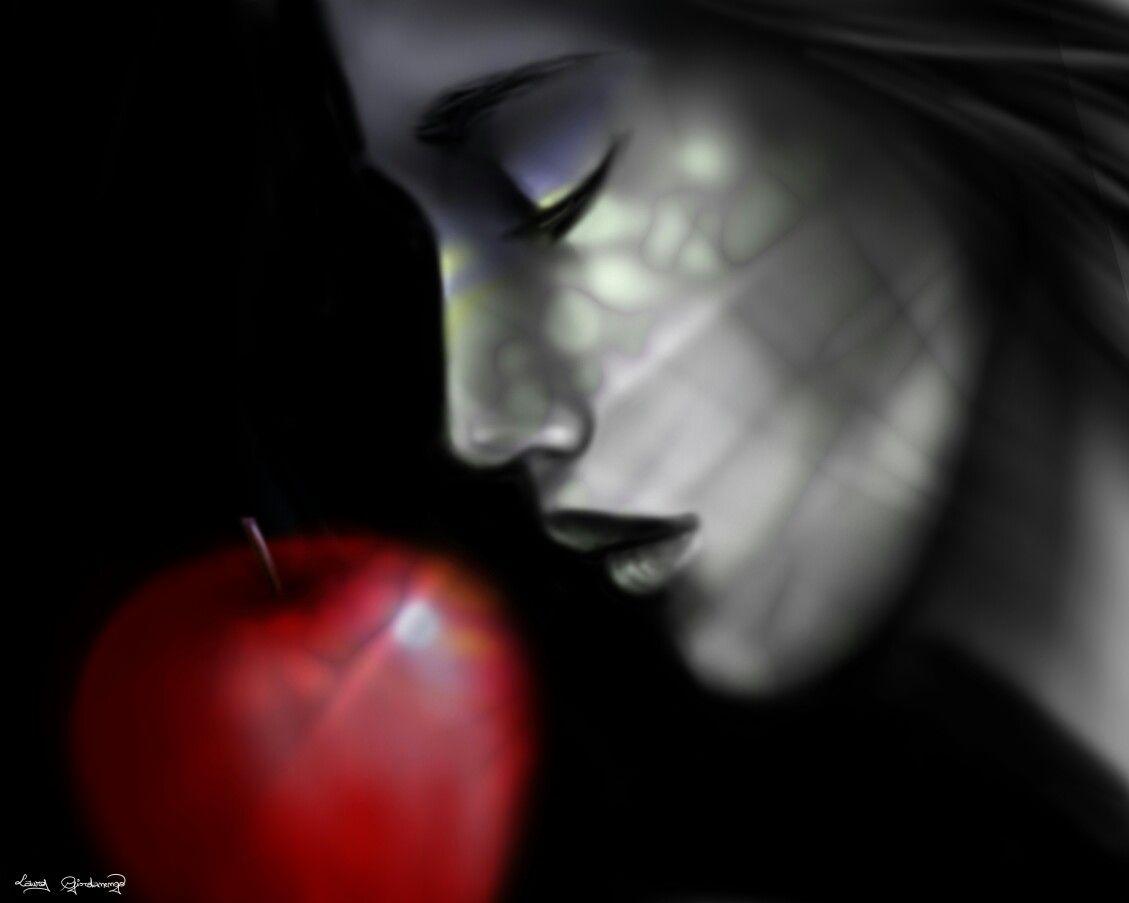 Titolo: Solo Eva Tecnica: disegnato con Photoshop By Laura Giordanengo