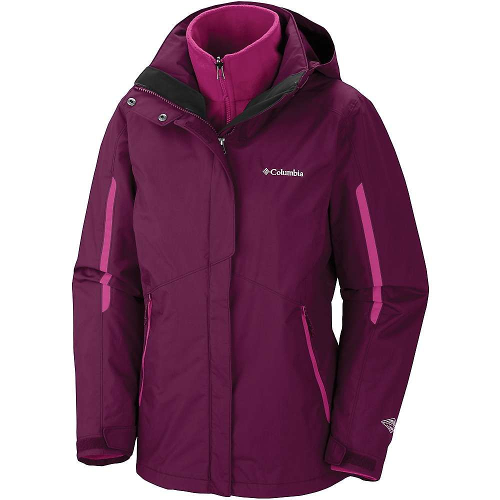 e5e4f61e621 Columbia Women s Bugaboo Interchange Jacket