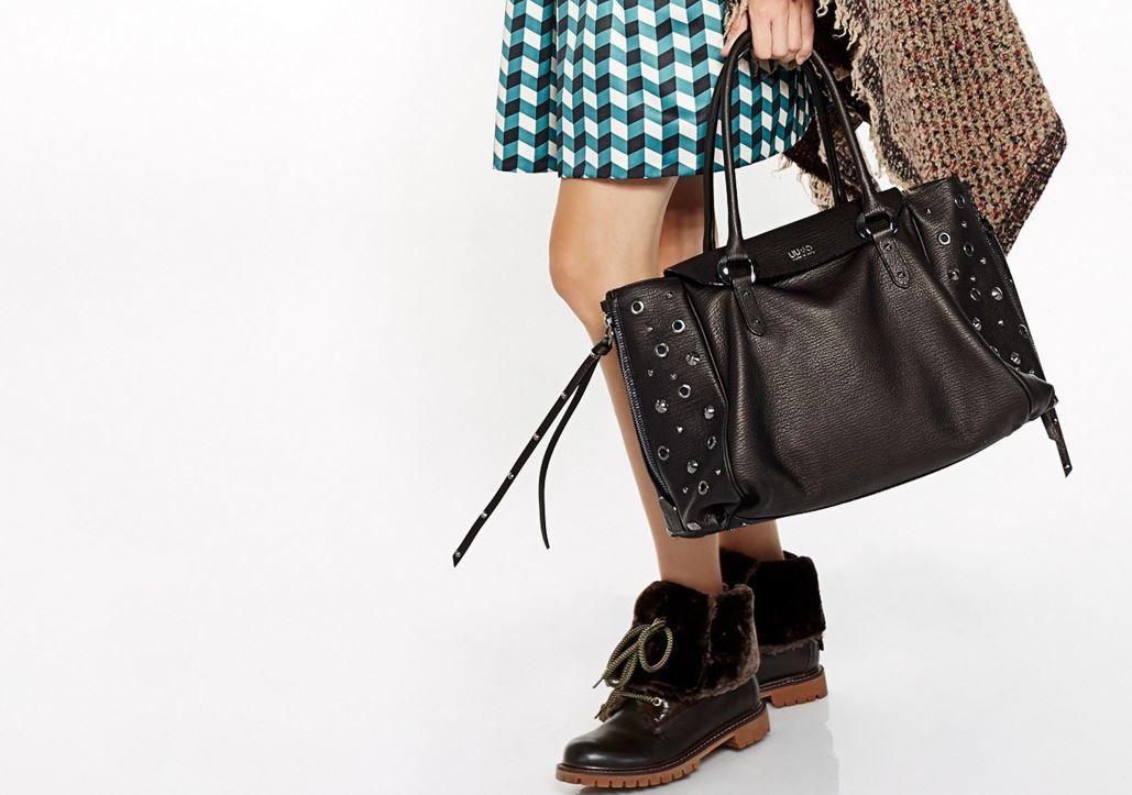 Borse Liu Jo : Liu jo presenta le borse in una nuova collezione