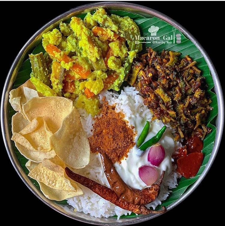 Pin by s ⍲ ғ ʟ ⍲ on മലയാളി ️ Kerala food, Food, Tasty bites