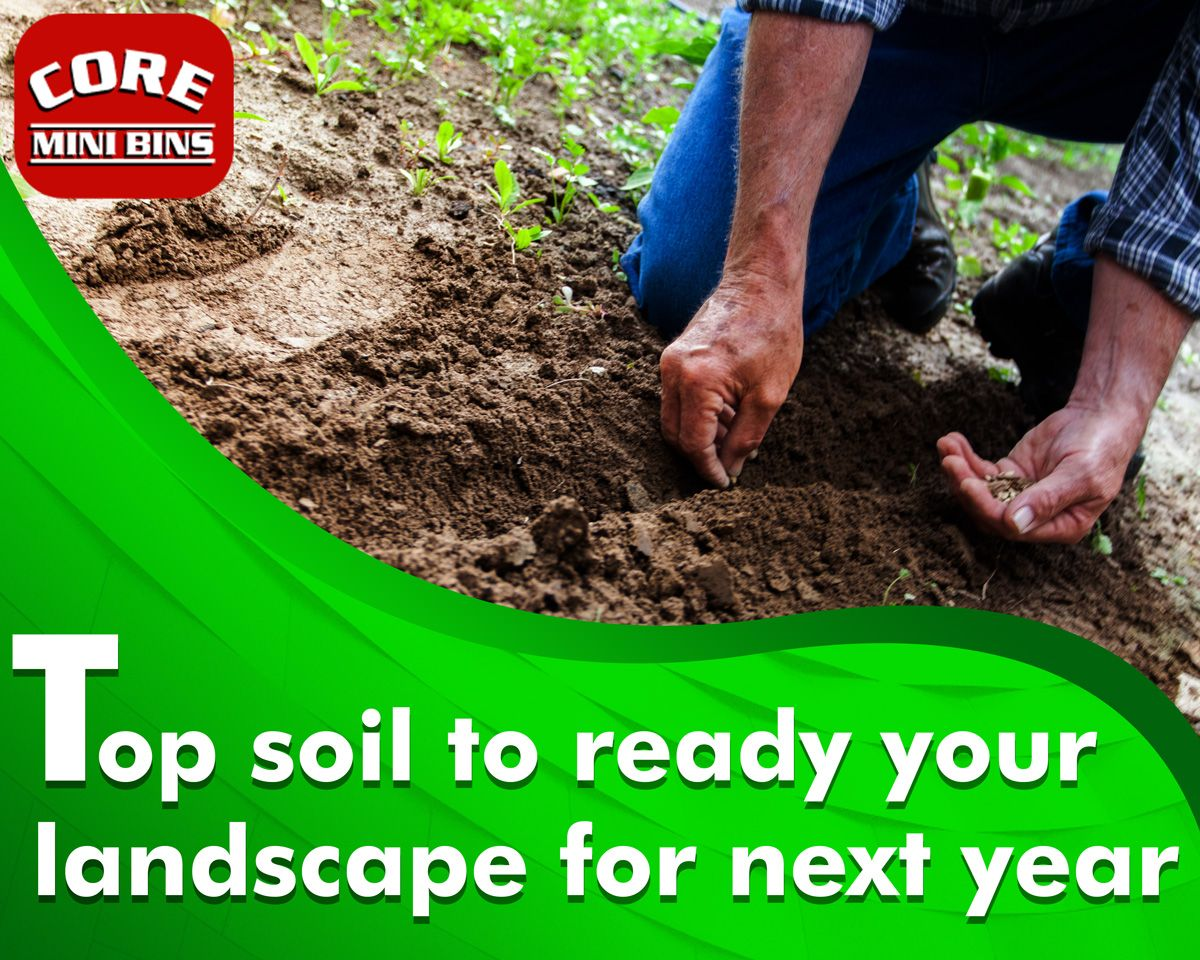 Top soil's a great investment for gardeners, landscape