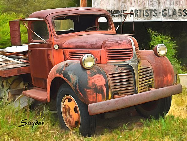 Abandoned Relic Harmony California By Floyd Snyder This Old Dodge