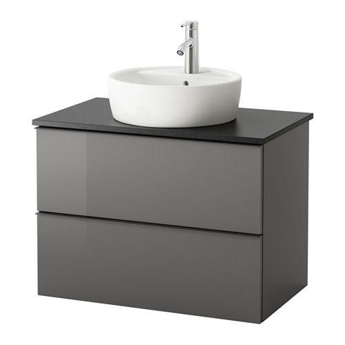 Wyposażenie domu (With images) | Ikea, Bathroom vanity ...