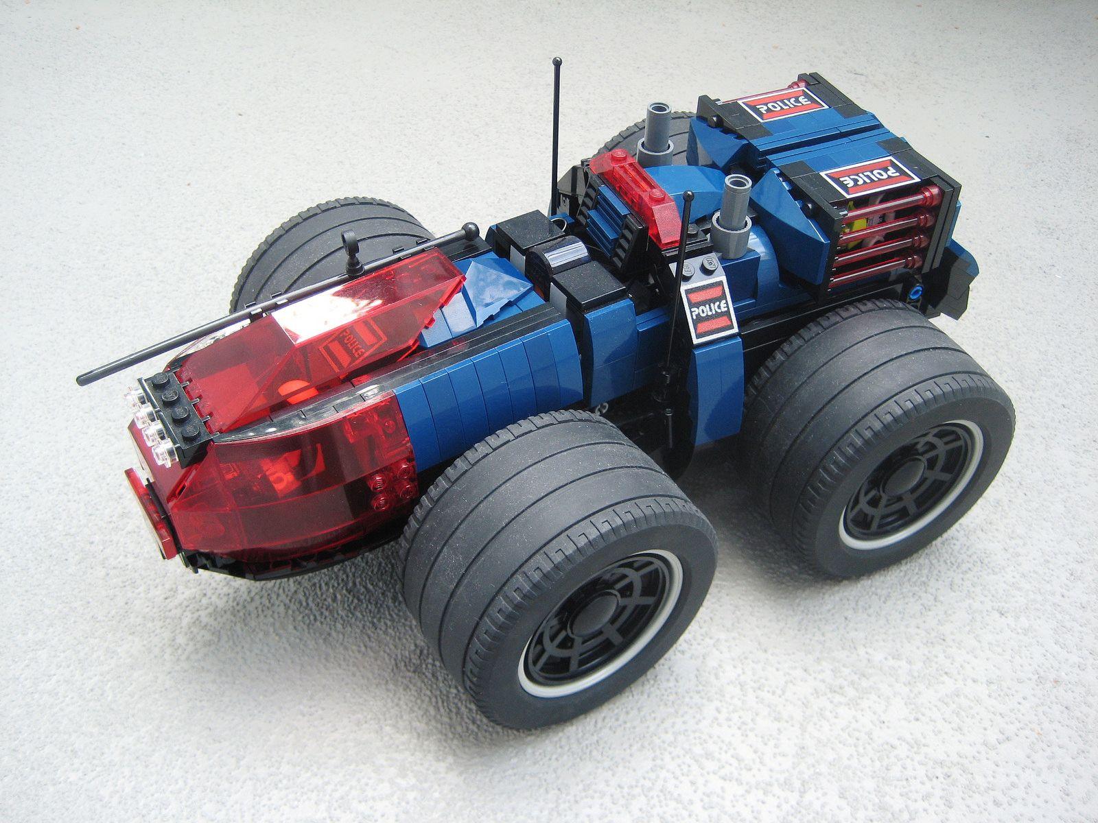 Neo Space Police I 6895 Redux Lego Wheels Lego Cars Lego Space Police