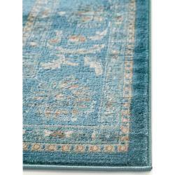 Photo of benuta Classic Teppich Velvet Blau 120×170 cm – Vintage Teppich im Used-Lookbenuta.de
