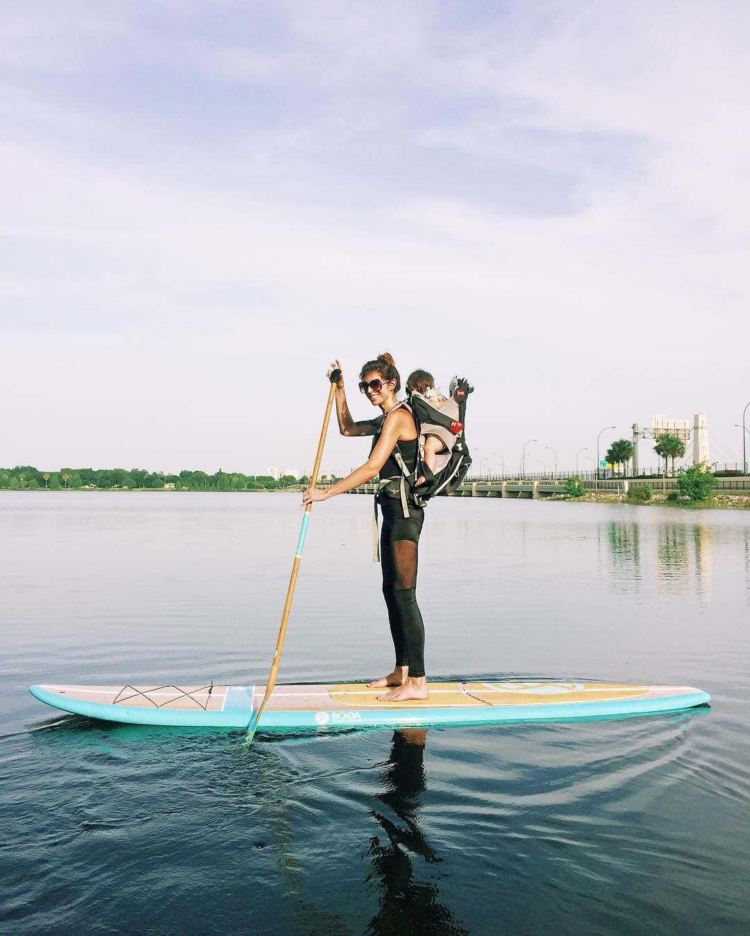 a4c92241fc By @theoutdoormom | Paddleboarding | Instagram, Instagram posts ...