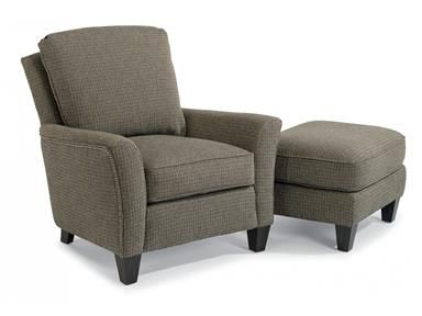 Amazing Flexsteel Living Room Fabric Chair   Stacy Furniture   Grapevine, Allen,  Plano And Flowermound, Texas Ideas