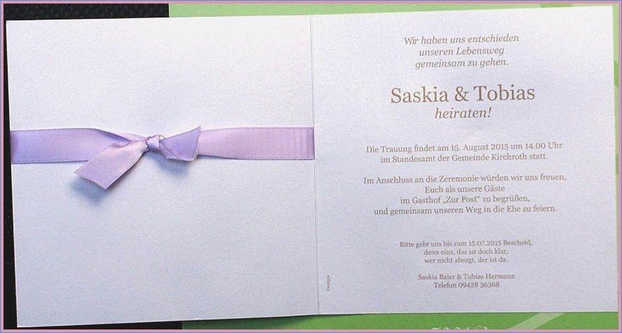 Text Einladung Hochzeit Standesamt Schone Einladung Zur Standesamtlichen Trauung Registry Office Wedding Wedding Invitations Civil Wedding
