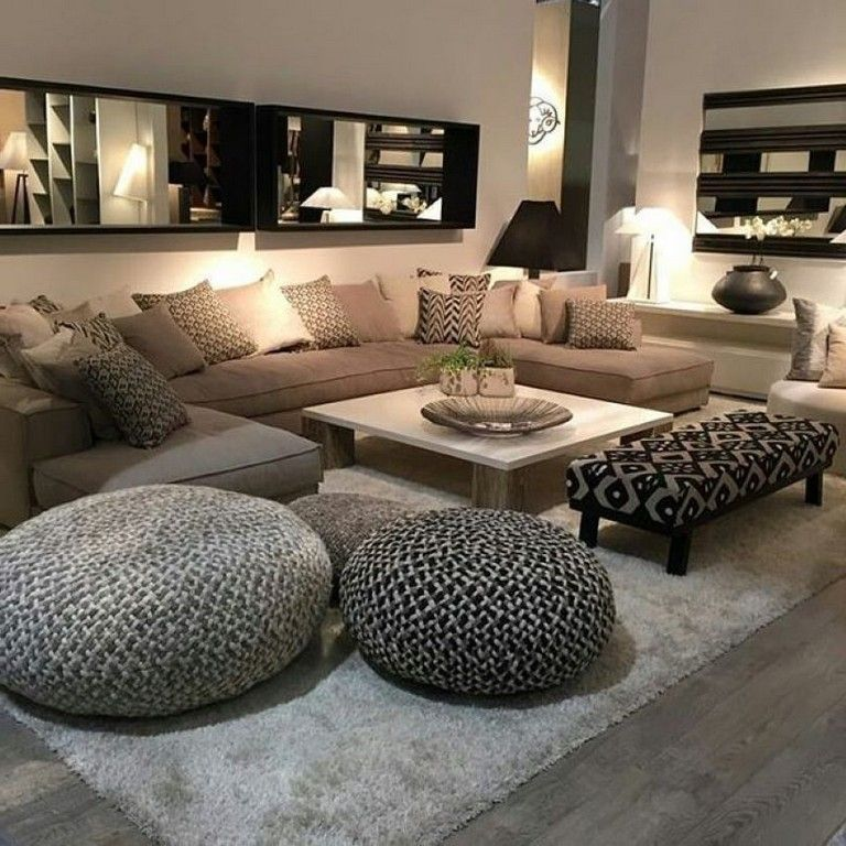 45 Best Modern Touch For Your Interior Home Decor Interiordesign Interiordesignideas Homed In 2020 Classy Living Room Elegant Living Room Elegant Living Room Design