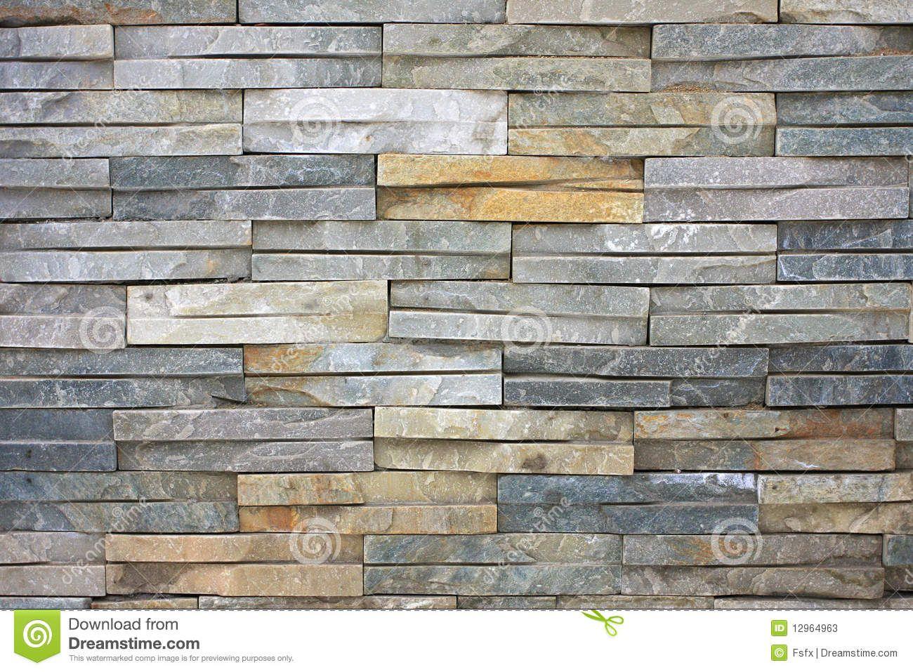 slate facade Sök på Google Brick effect wallpaper