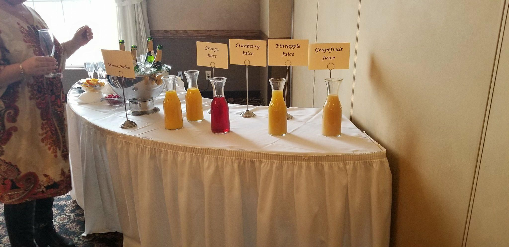 Pin on Baby and Wedding Showers at Avalon Manor