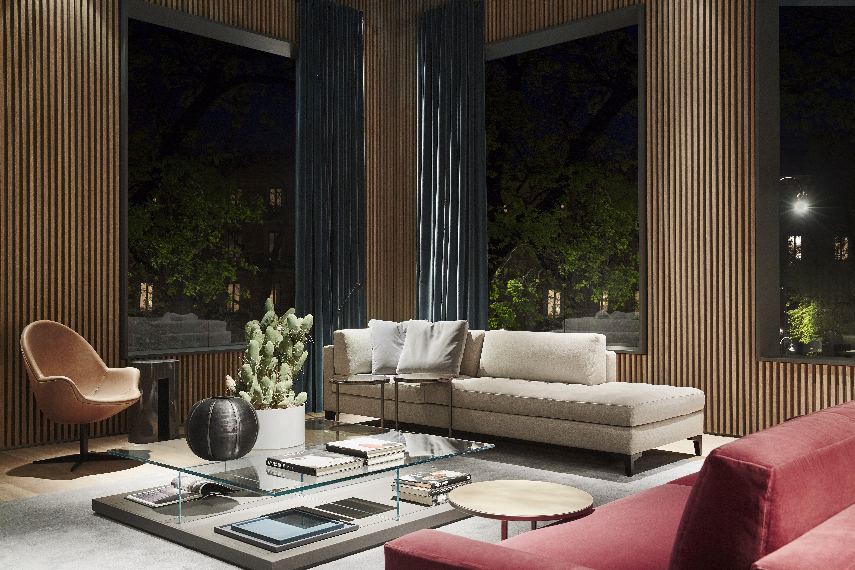 Meridiani Mobili ~ Living by meridiani design andrea parisio salone del mobile