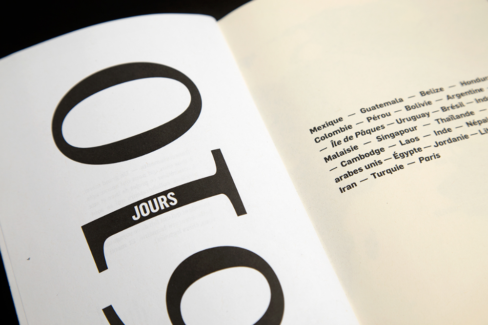 Le trou dans mon C.V. on Behance in 2020 Book print, Eco