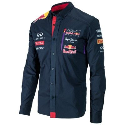 458e8555ef7687 Official Teamline Team Shirt in the Red Bull Online Shop