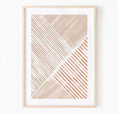 Decor Hack: The Best Printable Artwork to Buy, Now | The Everygirl