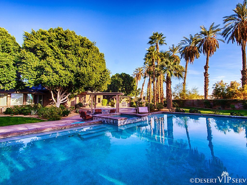 La Quinta Estate Rental: New Listing! Open Dates! Weekly Inquiries Welcome ! Reasonable Rates | HomeAway 8+7 1000.00