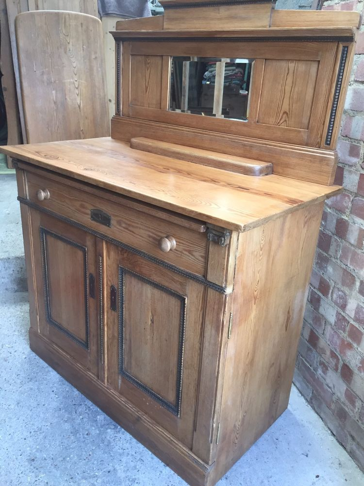 Small Antique Pine Sideboard - Small Antique Pine Sideboard Cupboard Love Pinterest Pine