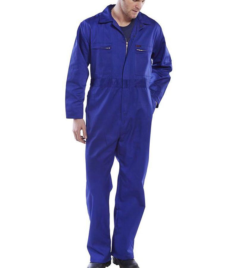 Size 46/'/' Fire Retardant Anti Static ERSKINE B//SUIT Royal Blue