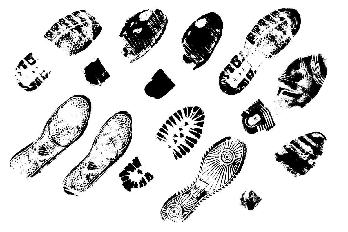 10 Shoe Footprints Png Transparent Onlygfx Com Photoshop Essentials Footprint Png