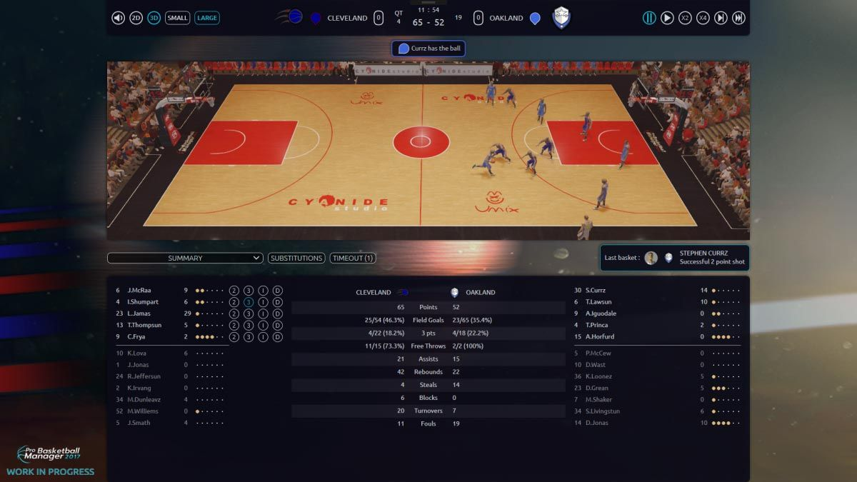 Pro Basketball Manager 2017 Android Apk Http Probasketballmanager2017download Online Basketball Games Online Basketball Information Basketball Moves