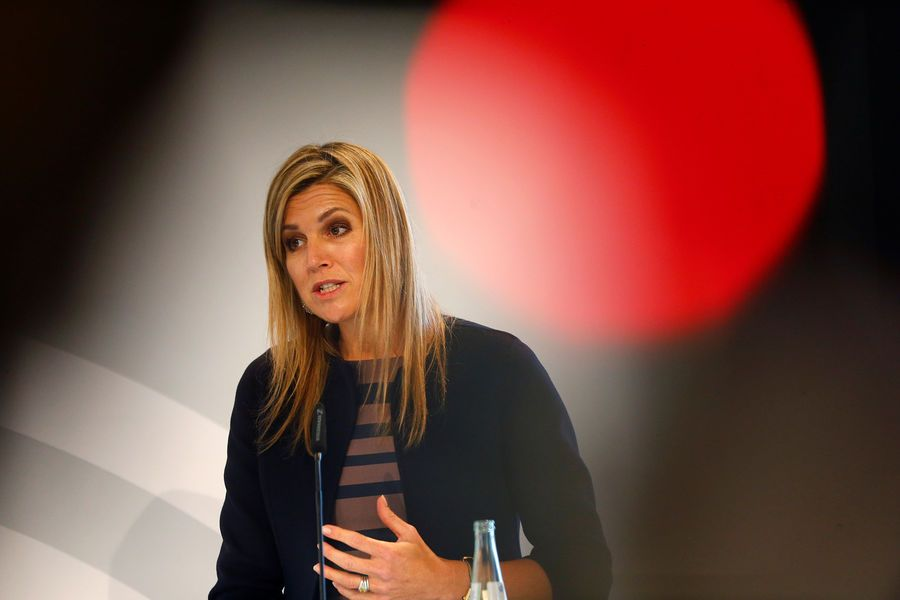January 25, 2017,♥•✿•QueenMaxima•✿•♥... In her capacity as Special Advocate for the United Nations, attends theopening of the 'Digitising Finance, Financial Inclusion And Financial Literacy' conference in the context of the German G20 presidency in Wiesbaden, Germany.